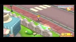 [Wii] Hello Kitty Seasons - gameplay. Presentación y primeros minutos de juego