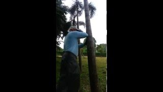 strong man in the world (badang)