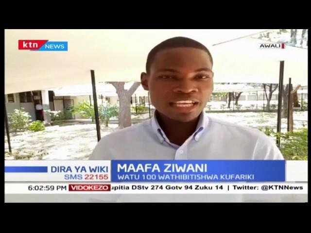 Standard Digital News - KTN NEWS : KTN Video | Takriban watu 100