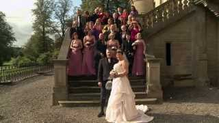 Antonine Hotel, Falkirk -  Mr & Mrs Morrison Wedding Highlights