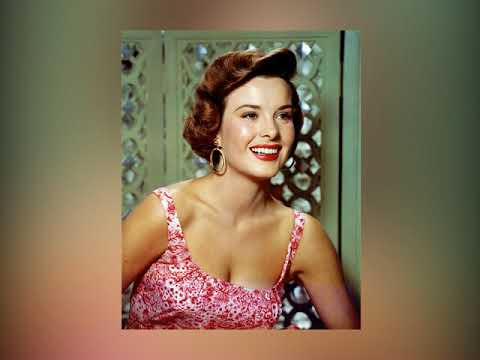 Movie Legends  Jean Peters Reprise