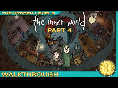 The Inner World - 99% Walkthrough Part 4/5 (Xbox One)