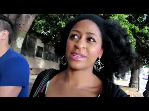 LA Drama | Don't Touch Me!!! | BWWM / AMBW Vacation Vlogs #54 - Sharron's Take