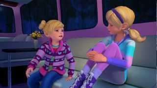Barbie - Acampamento com as irmãs
