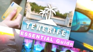 TENERIFE Travel Guide | Travel Better in ... Spain's Canary Islands!