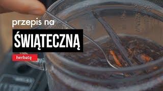 Herbata świąteczna z jabłkiem, wanilią i gałką muszkatołową. Czajnikowy.pl