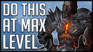 EVERYTHING TO DO At Max Level and What To Do FIRST