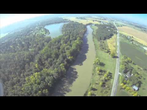 Bend in the river: Chippawa Conservation Area