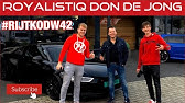 #RIJTKODW 42: Royalistiq Don de Jong RS6 M6 RS3 RS4 Audi S4 R8 V10