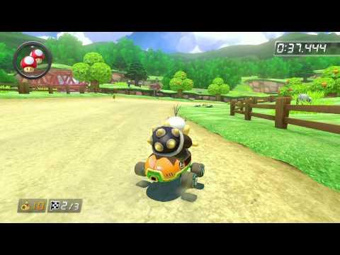Animal Crossing - 1:37.961 - тvg★νιсτøя (Mario Kart 8 World Record)