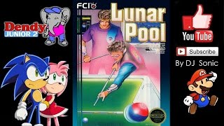 Lunar Ball - All Stage Perfect - (NES/FC) - Longplay