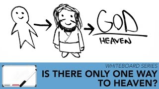 Is There Another Way to Heaven? | IMPACT Monthly Whiteboard Drawings
