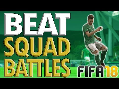 WIN EVERY FIFA 18 SQUAD BATTLE GAME!! - Top 5 Skill Moves vs CPU – Beat Ultimate and Legendary