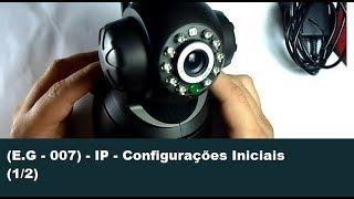 (E.G - 007) - IP - Configurações Iniciais (1/2)