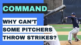 3 Reasons Pitchers Struggle With Control