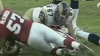 Rams vs Cardinals 2003 Week 12