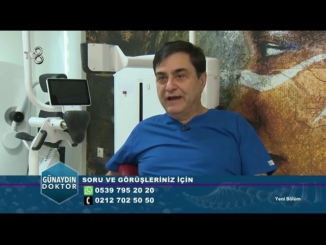Prof. Dr. Ufuk Aydınlı - Günaydın Doktor Röportajı
