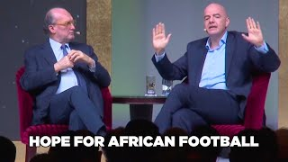 Hope for African Football