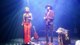 Download LP - Dreams ft. Lauren Ruth Ward (Fleetwood Mac cover) [Bruxelles 15.04.2017 @Cirque Royal] Mp3