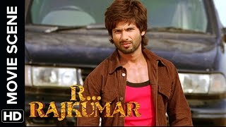 Shahid the supa nova | R...Rajkumar | Movie Scene