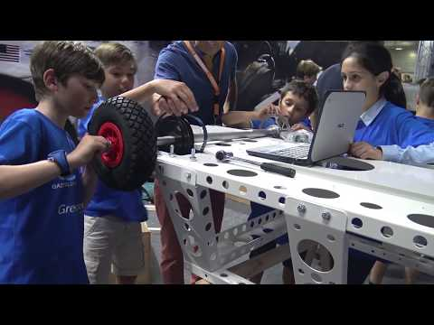 Euskal Encounter 25 - Expertos en tecnología desde pequeños