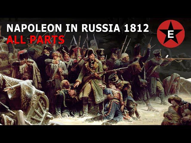 Napoleon in Russia ALL PARTS