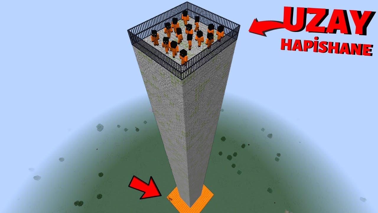 HIRSIZLARI EN GÜVENLİ HAPİSHANEYE KAPATTIK! 😱 - Minecraft