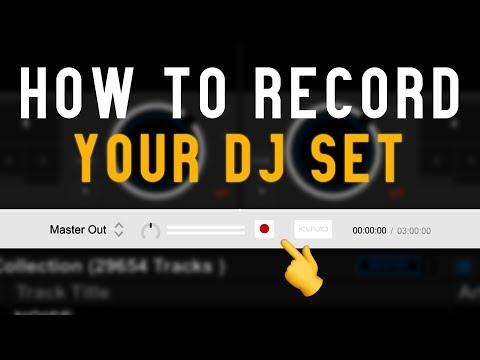 How To Record Your Dj Set (rekordbox)