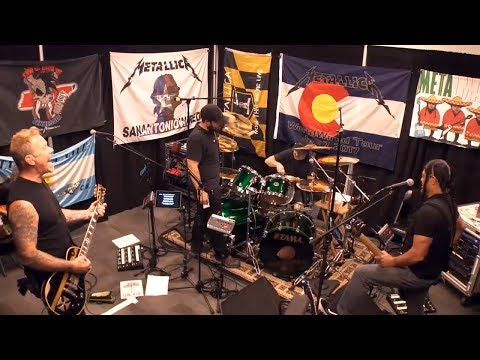 Metallica Tuning Room TORONTO JUL 16 2017 [Full Set]