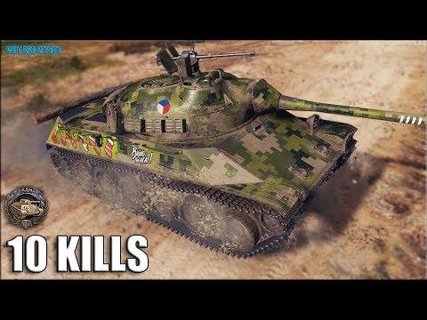 По настоящему медаль Фадина ✅ TVP T 50/51 World Of Tanks