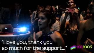 Justin Bieber asks Cady to the Billboard Awards