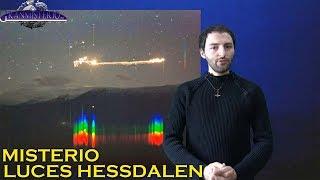 El caso OVNI ms documentado de toda la historia Las luces de Hessdalen
