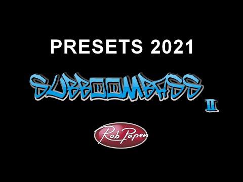 SubBoomBass-2 Presets 2021