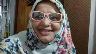অনেক দিন পরে বাহিরে আসলাম আপনাদের কে নিয়ে/Bangladeshi mom Tisha
