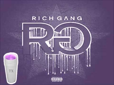 RIch Homie Ft Young Thug Never Made Love Screwed&CHoppped