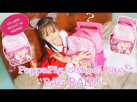 WHAT'S INSIDE MY SCHOOL BAG? (Daming Candy)