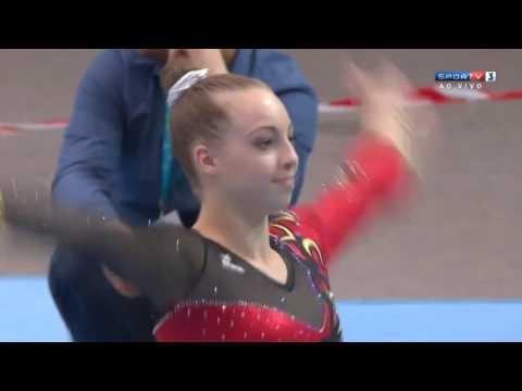 WC Koper Slovenia Gymnastics 2017 | EF Women's FX