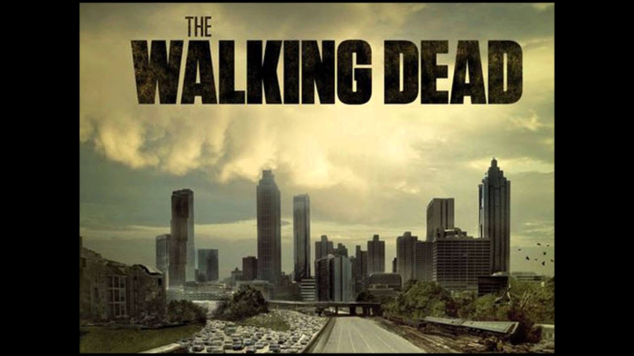 The Walking Dead Metal Theme Song HD CD Quality By