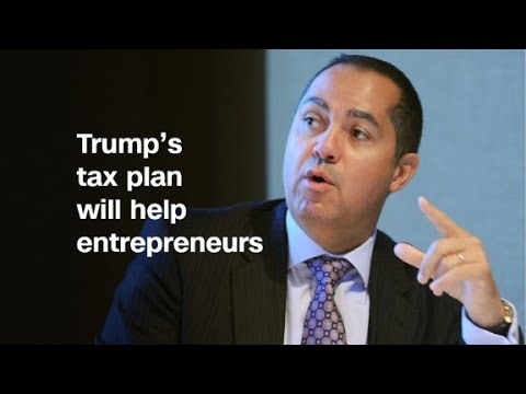 Real estate mogul: Trump's tax plan is great for ric...
