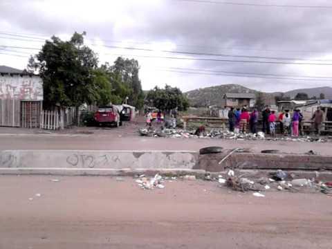 Area De Alto Riesgo Terrazas Del Valle Tijuana Youtube