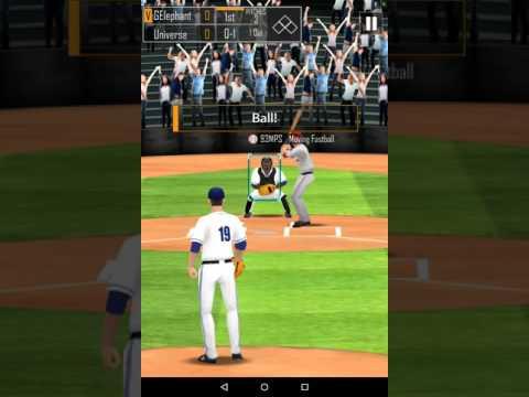 Real Baseball - Android HD Gameplay