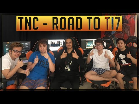 TnC PRO TEAM - ROAD TO TI7 BEST MOMENTS by Time 2 Dota #dota2 #ti7