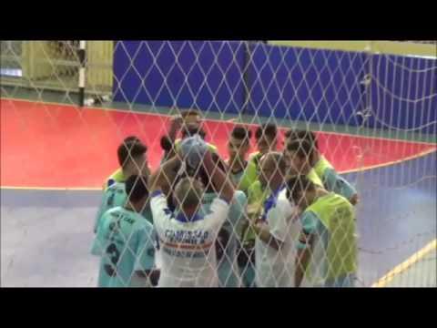 26/6/2016 liga leste futsal x lausanne  sub16 1º jogo fase semi final