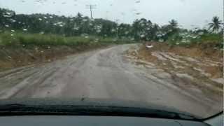 Rough Ride in Toyota Rush