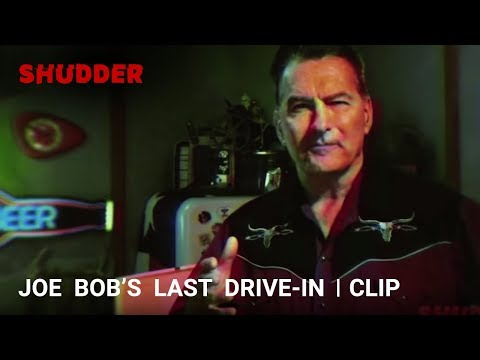 The Last Drive-In With Joe Bob Briggs - Tourist Trap Intro