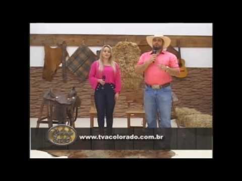 Programa Sertanejo Bruto com Bertonin  -  Kalina Sanches