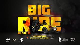 Nessa Preppy feat. Salty - Pull Up (Big Ride Riddim) 2020 Soca (Official Audio) | Lucian Dennery