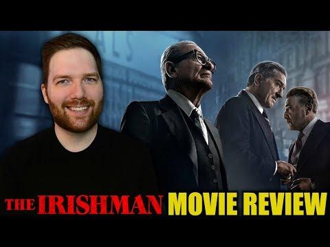 The Irishman - Movie Review  Chris Stuck