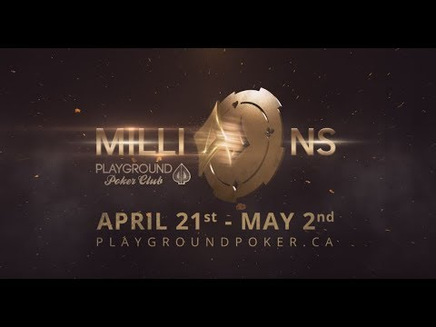 Playground Poker Club - 2018 MILLIONS North America