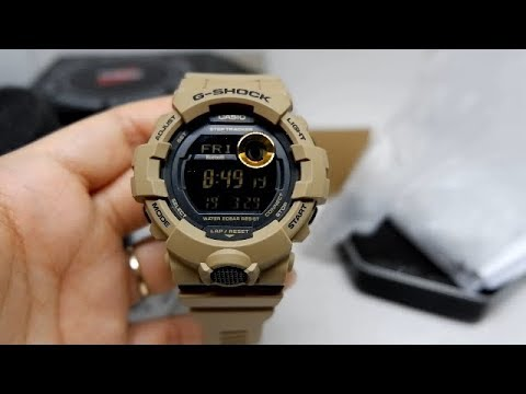Shock 800uc Squad Gbd Original Casio 5 G Unboxing POX8nwkN0Z